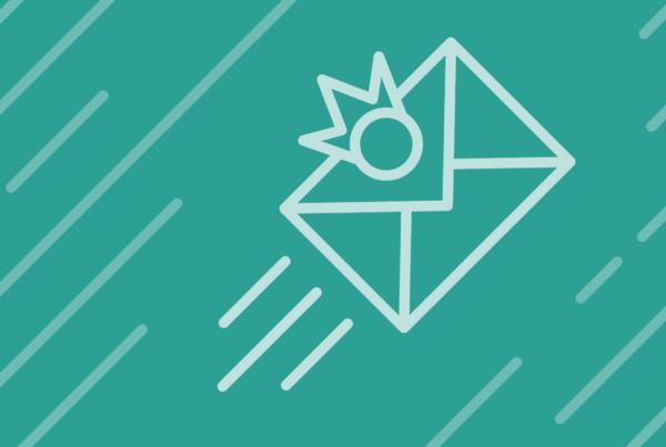 Headerbild - Illustration zur Gestaltung der perfekten E-Mail Signatur