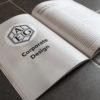 Corporate Design Portfolio - Schreiber Tobias - Editorial Design, Magazingestaltung Typografie der 80er Jahre, Corporate Design