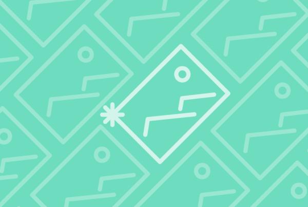 Headerbild - Illustration zum Thema der Bildoptimierung im Web und für Wordpress. Lossy, Lossless Optimierung und Bildformate erklärt